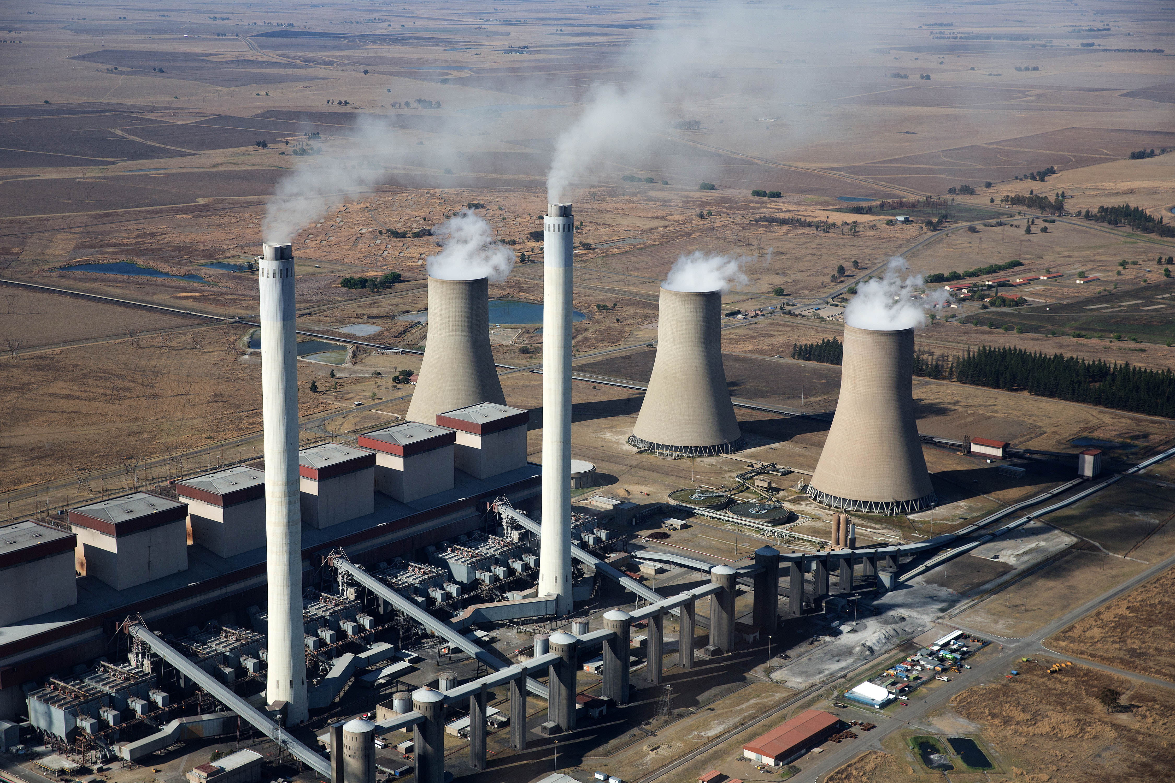 GREENPEACE AFRICA SUBMISSION ON ESKOM APPLICATION FOR SUSPENSION